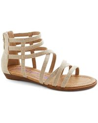 Blowfish Llc Couldnt Be Better Sandal in Sand - Lyst