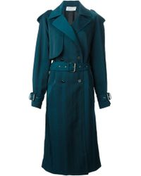 Wanda Nylon X Tom Greyhound Trench Coat - Lyst