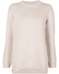 Chinti & Parker | Side Zip Sweater | Lyst