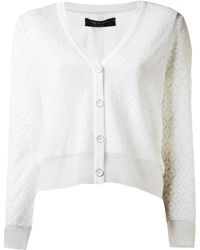Rag & Bone Molly Cardigan - Lyst