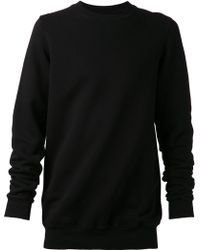 DRKSHDW by Rick Owens Basic Sweater - Lyst