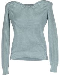 Ermanno Scervino Jumper green - Lyst