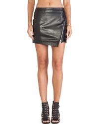 Lamarque Thelma Mini Skirt - Lyst