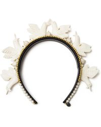 Masterpeace - Swan Headband - Lyst