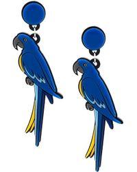 Yazbukey - 'ara' Earrings - Lyst