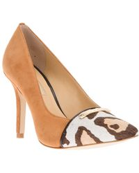 Jorge Bischoff - Pointed Toe Pump - Lyst