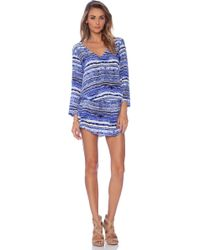 Rory Beca Blue Clay Dress - Lyst