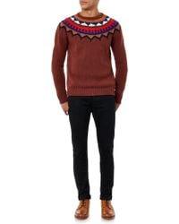 Burberry Brit Randell Wool Swetaer - Lyst