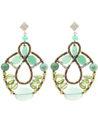 Ziio - Galaxy Criso Earrings - Lyst
