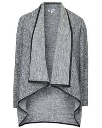 TOPSHOP - Waterfall Cardigan By Wal G - Lyst
