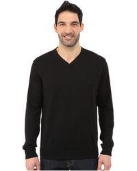 Robert Graham - Newcastle V-neck Sweater - Lyst