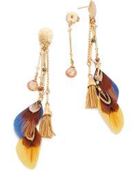 Gas Bijoux - Sioux Earrings - Lyst