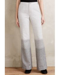 Elevenses   Ombre Flare Trousers   Lyst
