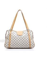 Louis Vuitton Damier Azur Stresa Pm Bag - Lyst