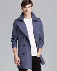 Burberry Britton Rain Jacket - Lyst