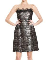 Alberta Ferretti Dress Woman - Lyst