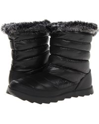 The North Face Thermoball Micro-Baffle Bootie - Lyst