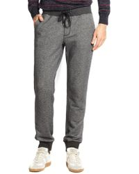 Vince Marled Terry Sweatpants - Lyst