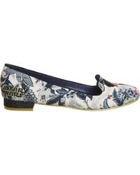 Irregular Choice - I Know Loafer - Lyst