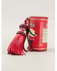 Anya Hindmarch Pilchards Clutch - Lyst