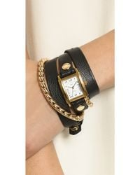 La Mer Collections - Cable Chain Wrap Watch - Lyst