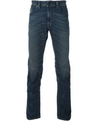 Diesel Casual Bootcut Jeans - Lyst