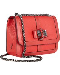 Christian Louboutin Small Sweety Charity Shoulder Bag - Lyst