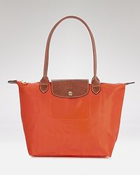 Longchamp Le Pliage Medium Shoulder Tote - Lyst