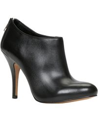 Aldo Marina Almond Toe Ankle Boots - Lyst