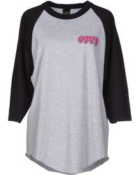 Obey Tshirt - Lyst
