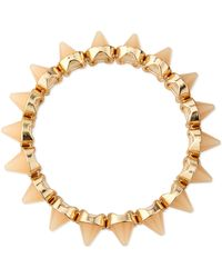 Jules Smith Mini Spike Stretch Bracelet - Lyst