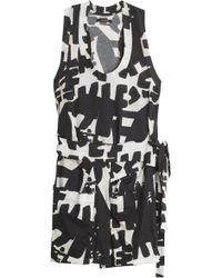 Isabel Marant Fiona Dress - Lyst