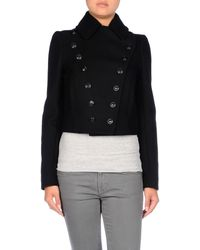 McQ by Alexander McQueen Black Jacket - Lyst