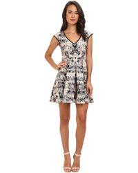 Nanette Lepore Love Crime Dress - Lyst