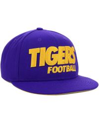 Nike Lsu Tigers Snapback Cap - Lyst