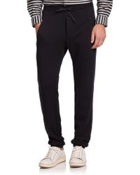 Timo Weiland - Dante Woven Sweatpants - Lyst