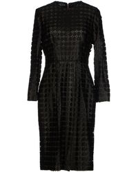 Giambattista Valli 3/4 Length Dress - Lyst