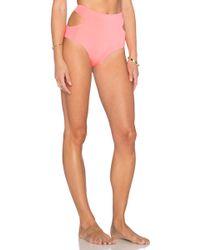 Zinke - Gryphon High-Waist Bikini-Bottom - Lyst