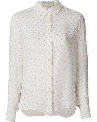 Stella McCartney 'Wilson' Shirt - Lyst