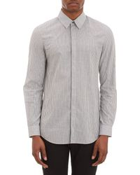Siki Im Multidirectional Stripe Shirt - Lyst