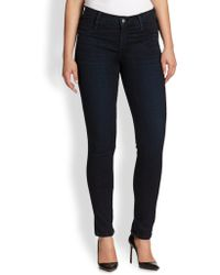 James Jeans High-Rise Legging Jeans blue - Lyst