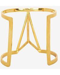 Paige Novick - 3D Pointed Arrow Cuff Bracelet - Lyst