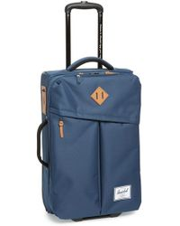 Herschel Supply Co. 'New Campaign' Rolling Suitcase - Lyst