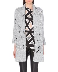 Vivienne Westwood Anglomania Winner Knitted Cardigan - For Women multicolor - Lyst