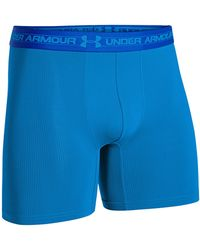 Under Armour Mesh 6 Boxerjock Boxer Briefs - Lyst