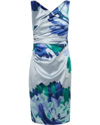Coast Abelisa Duchess Satin Dress - Lyst