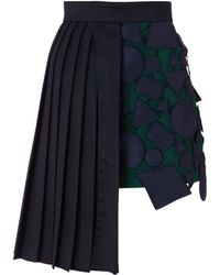 Mary Katrantzou Mini Skirt Jumbar G - Lyst
