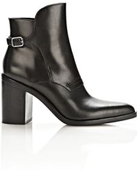 Alexander Wang Clarice Ankle Bootie - Lyst