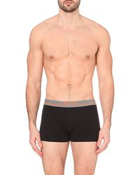 Hugo Boss Neon Logo Trunk - For Men - Lyst
