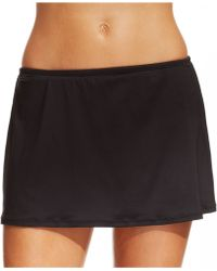 24th & Ocean - Classic Swim Skirt - Lyst